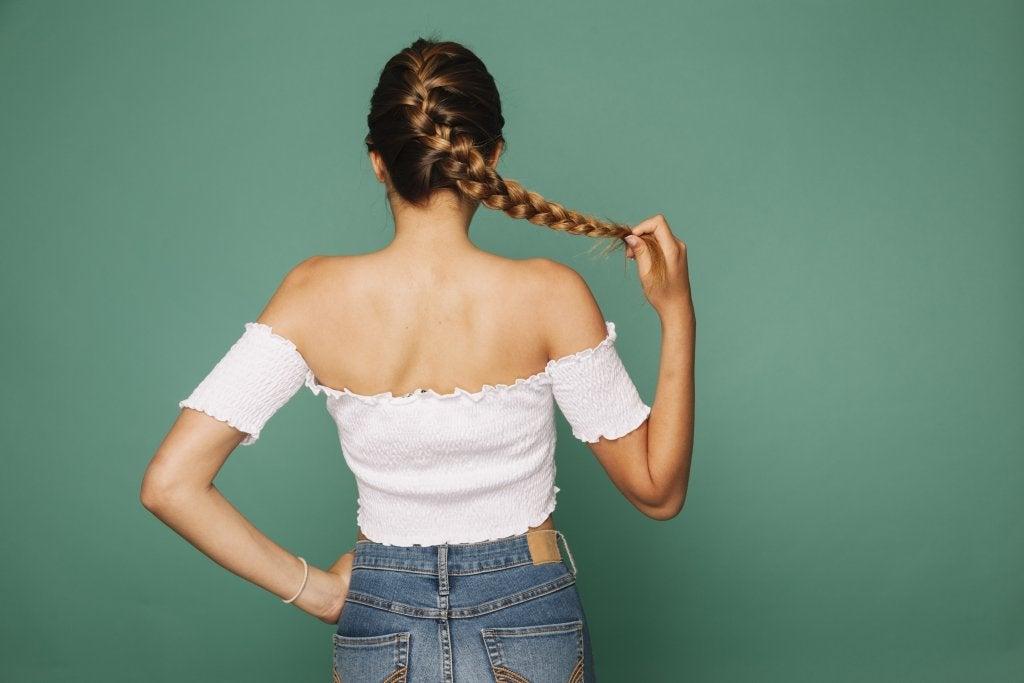6 peinados con trenzas que te encantarán