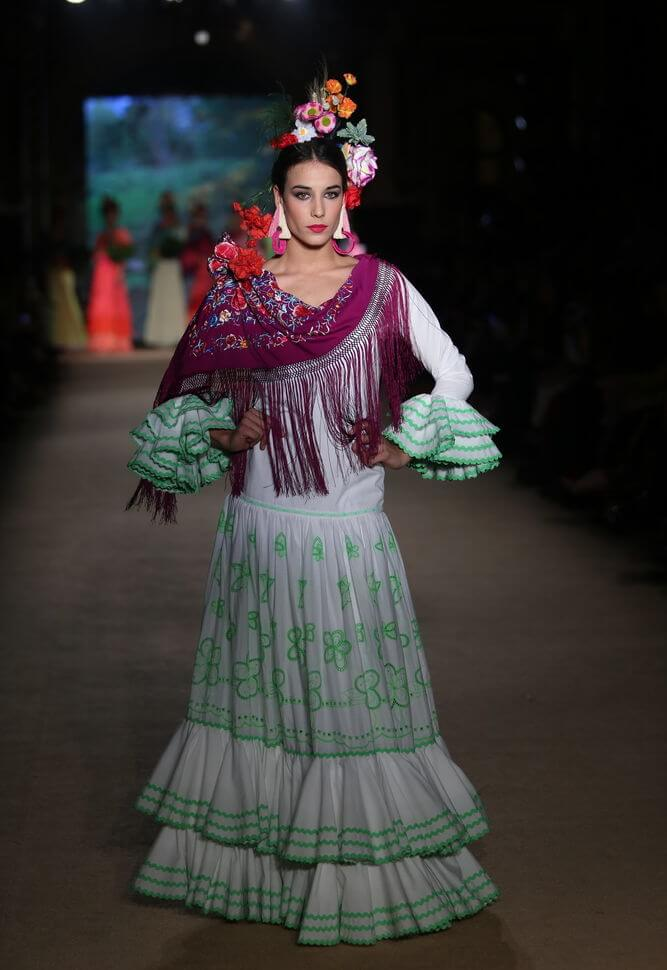 Pasarela We Love Flamenco 2019 Rocío Peralta