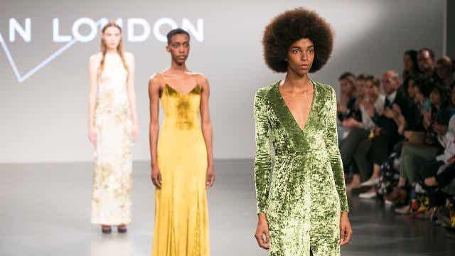 El ABC de la semana de la moda de Londres