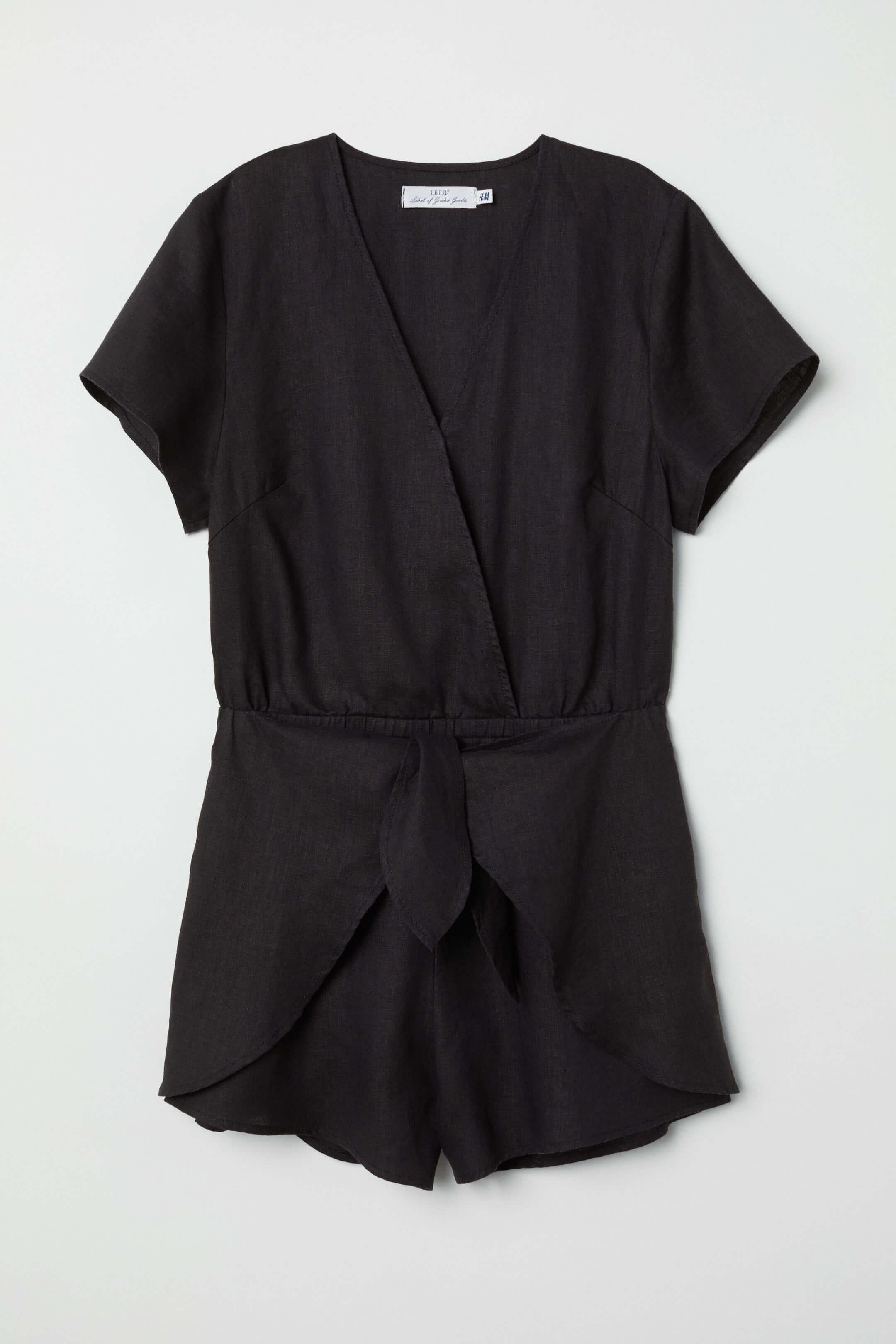 Mono negro H&M