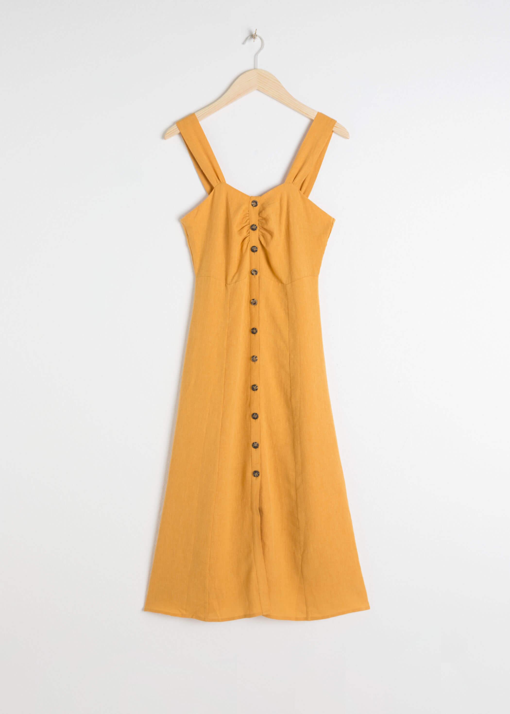 Vestido amarillo de Otherstories