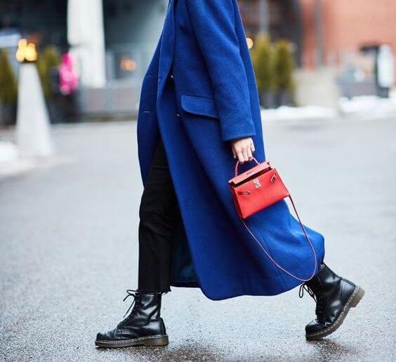 Abrigo largo: una prenda que debes tener en tu armario