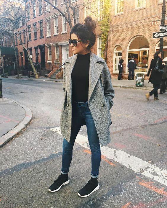 Prendas universales: abrigo o suéter