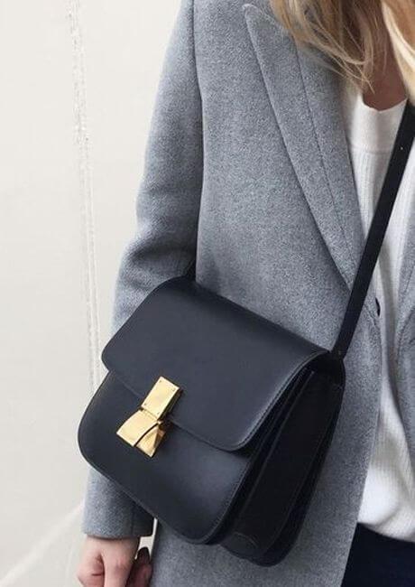 Las minibandoleras son uno de los modelos de bolsos pequeños.