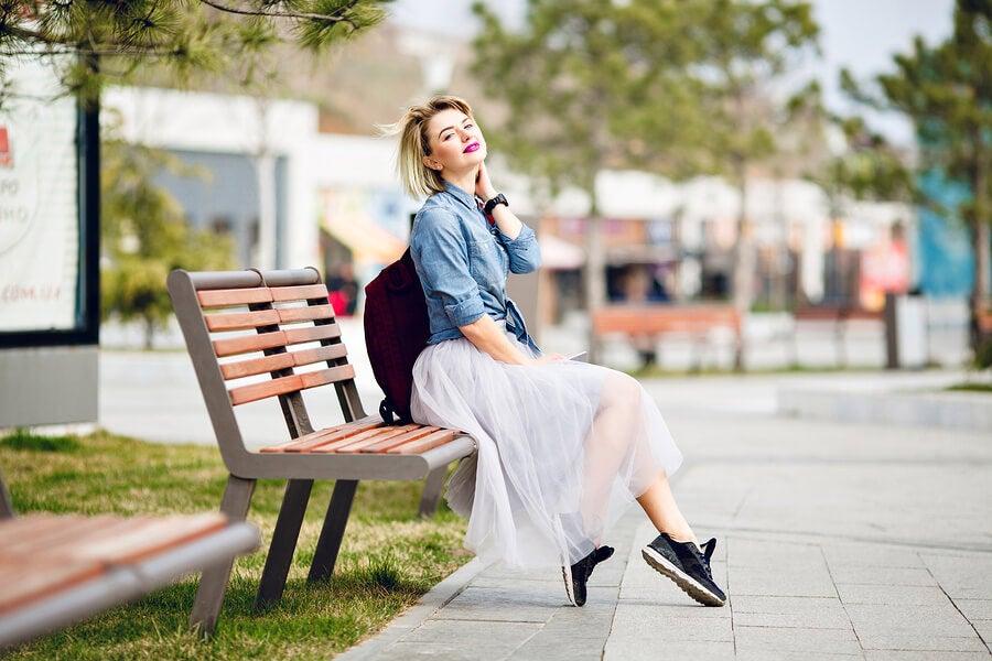 Faldas de tul: con qué prendas combinan y cómo lucirlas