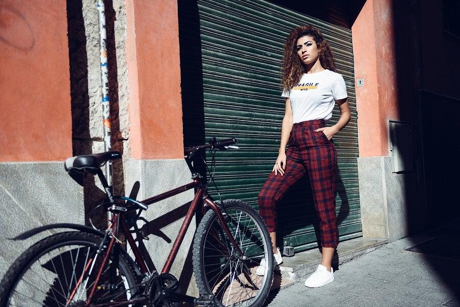 Pantalones de cuadros: 4 inspiraciones