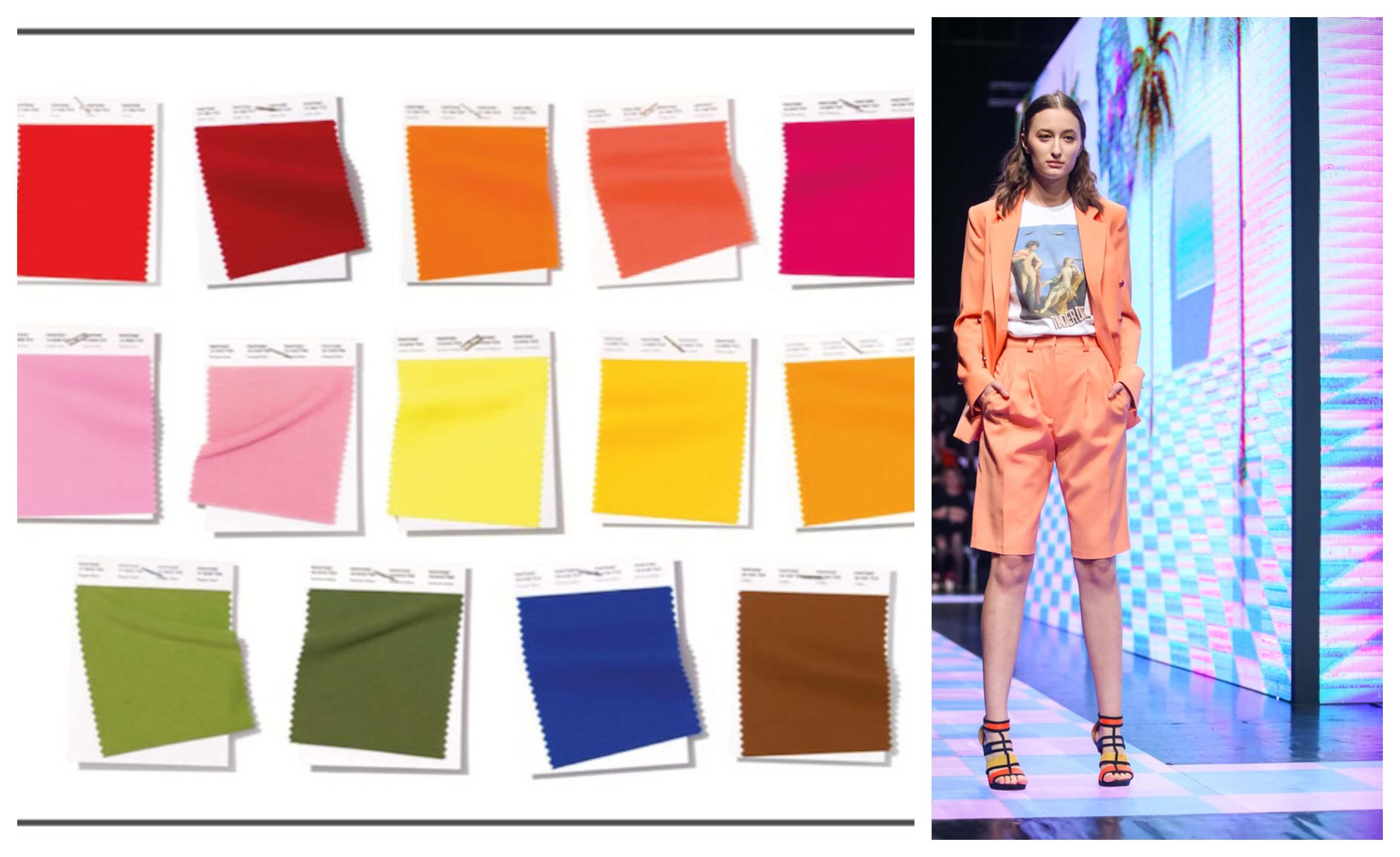 5 colores que estarán de moda en 2019