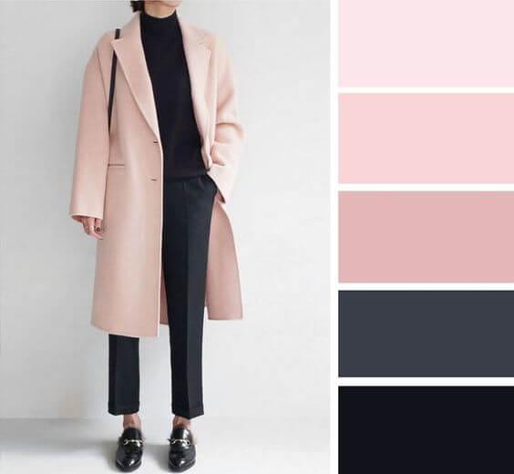 Paleta de colores ideales para la comunión.