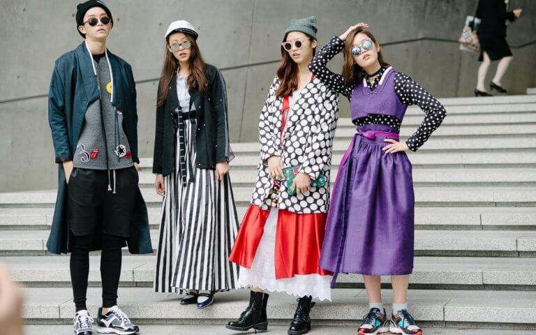 5 curiosidades sobre la moda coreana
