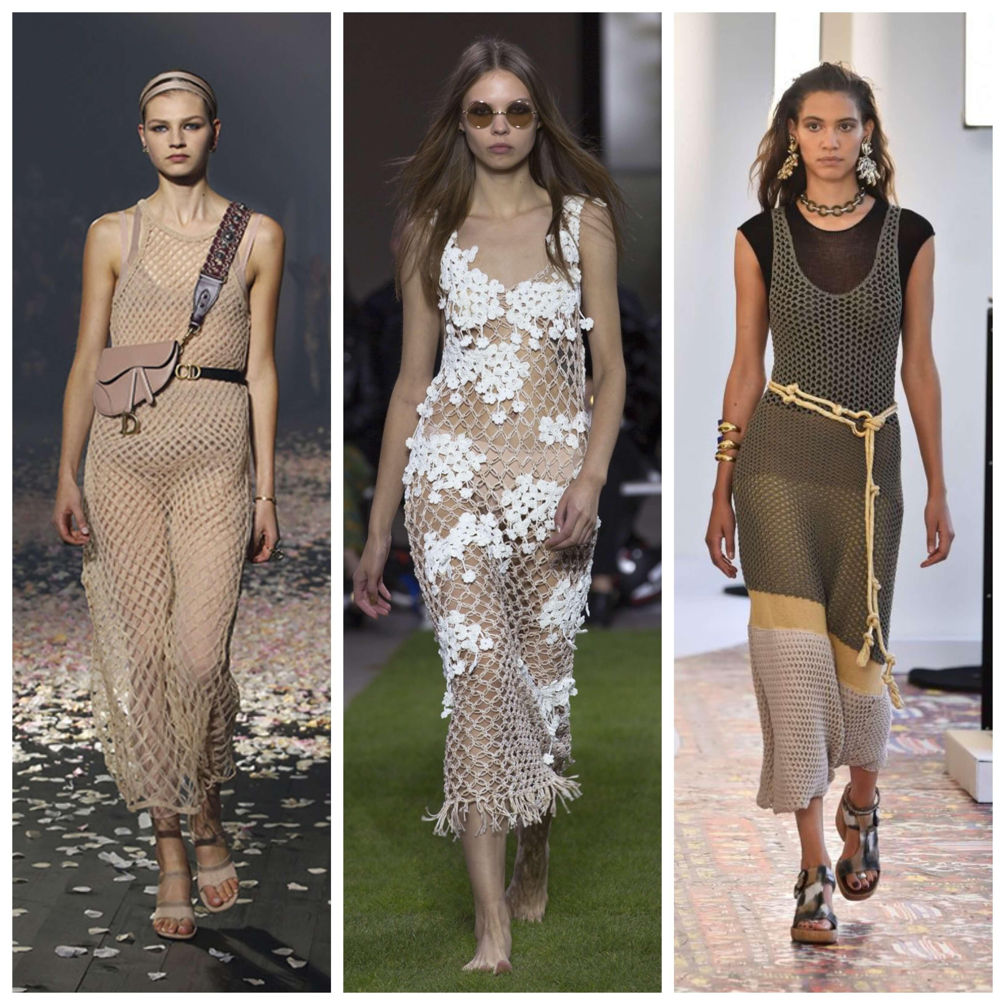 Redes de moda en el 2019.