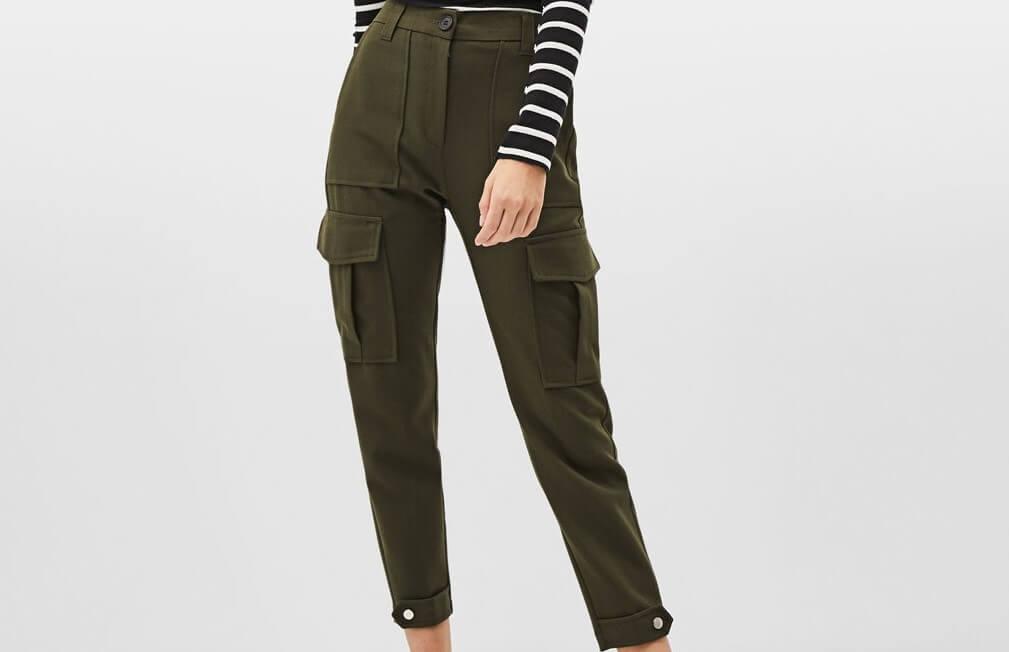 Utility pants: un buen ejemplo de street style