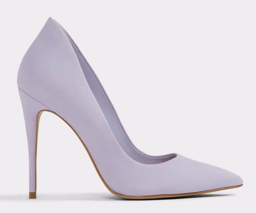 Zapatos perfectos para la boda: stilettos.