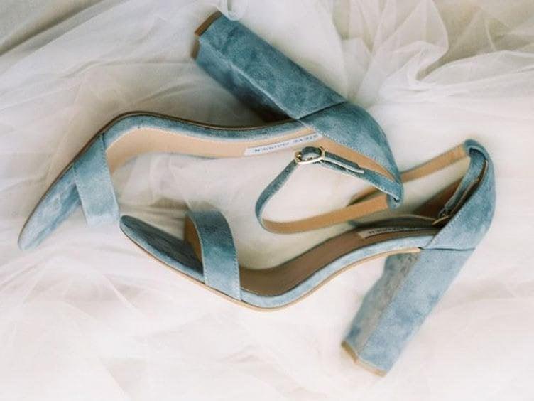 Los zapatos de terciopelo y cómo llevarlos