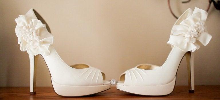 ¿Cuáles son los zapatos perfectos para la boda?