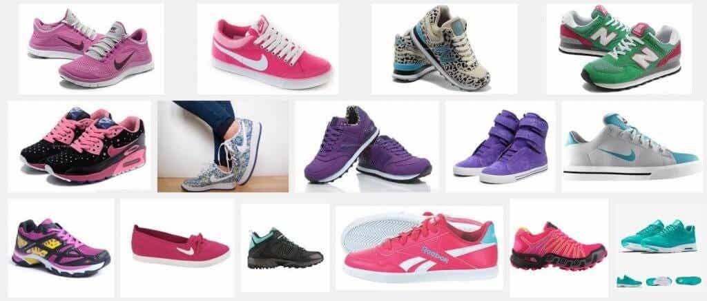 11 tipos de zapatillas que debes conocer
