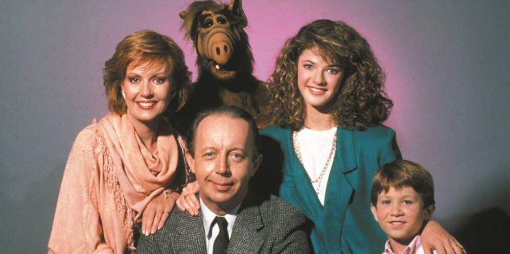 Alf, la historia del extraterrestre más sarcástico de la TV.