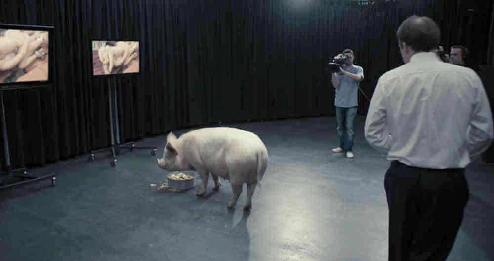 Black Mirror - Series de la televisión británica