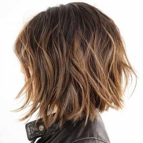 Pintar el cabello puede ayudar a añadir volumen.