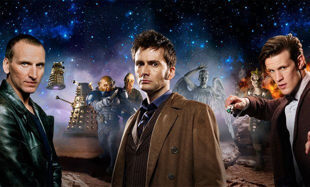Series británicas - Doctor Who