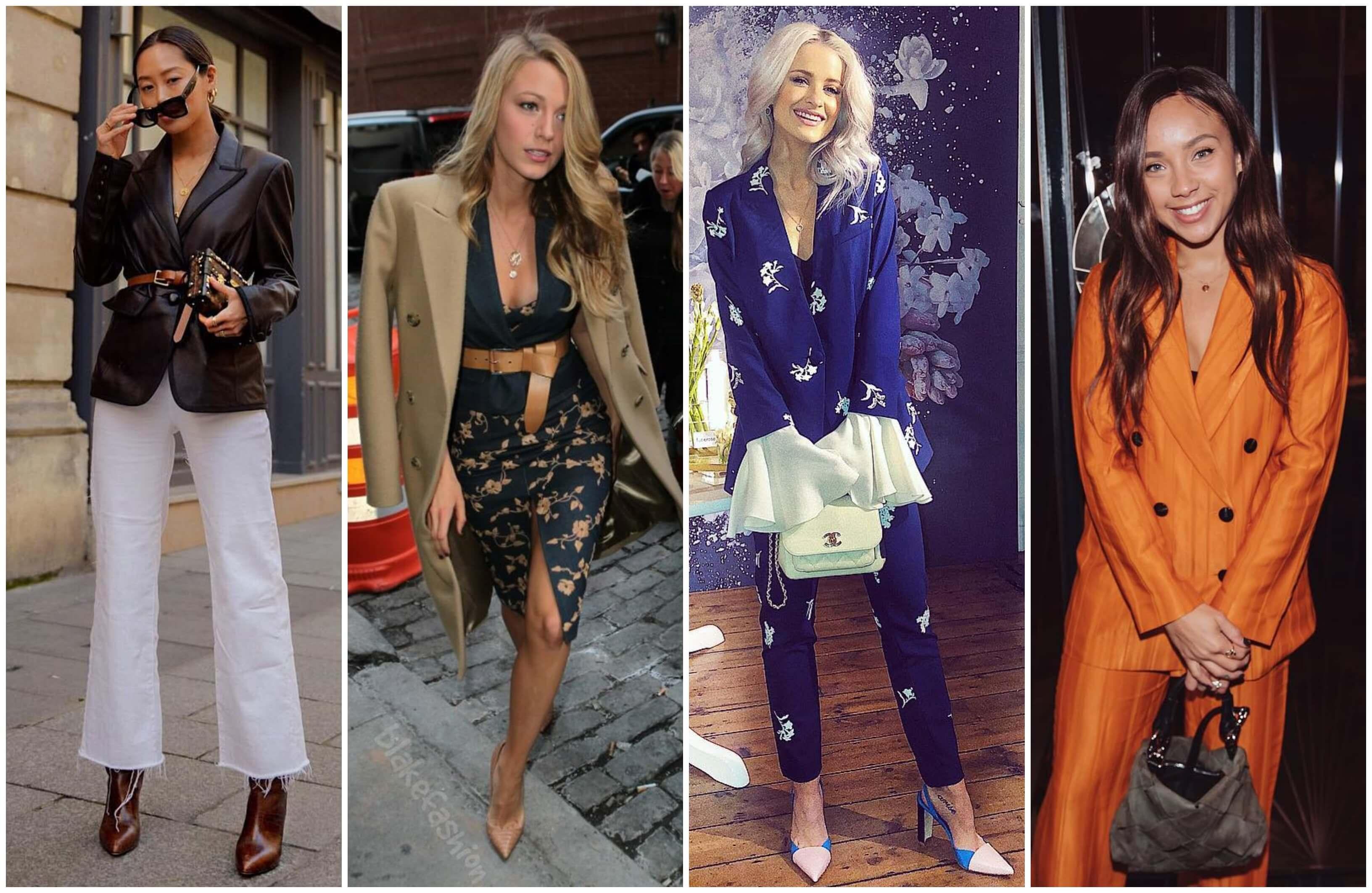 El estilo sofisticado es perfecto para acudir a distintos eventos.