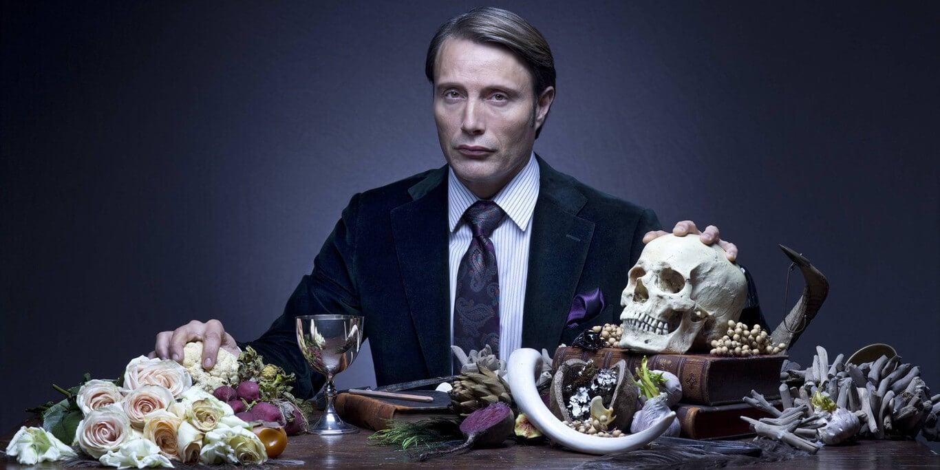 Hannibal - Series sobre Psicología