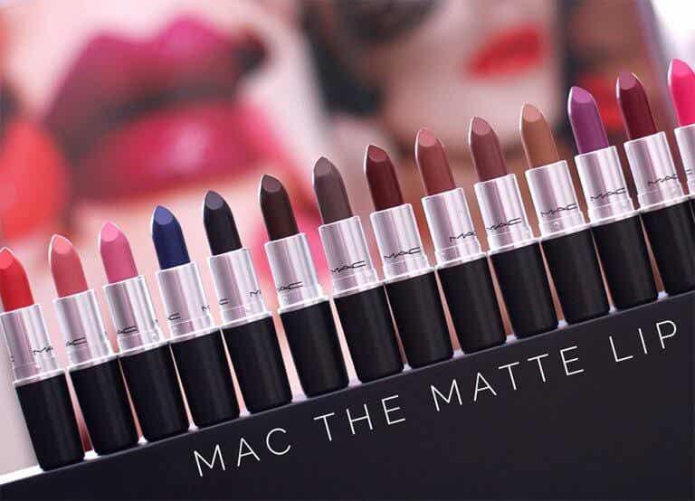 Labiales MAC Cosmetics: tipos y diferencias