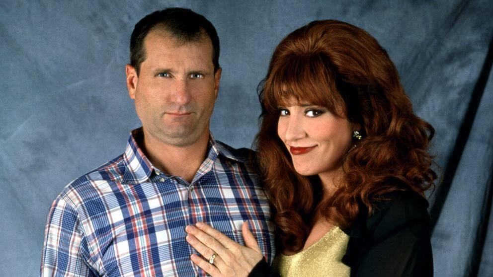 Matrimonio con hijos, una comedia de los noventa.