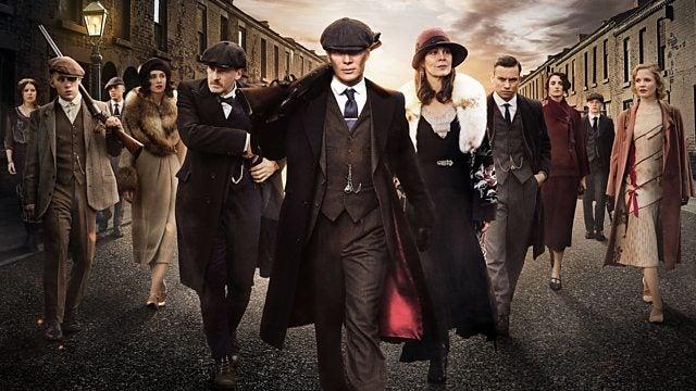 Series británicas - Peaks Blinders