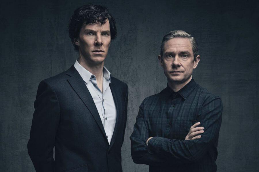 Series británicas - Sherlock