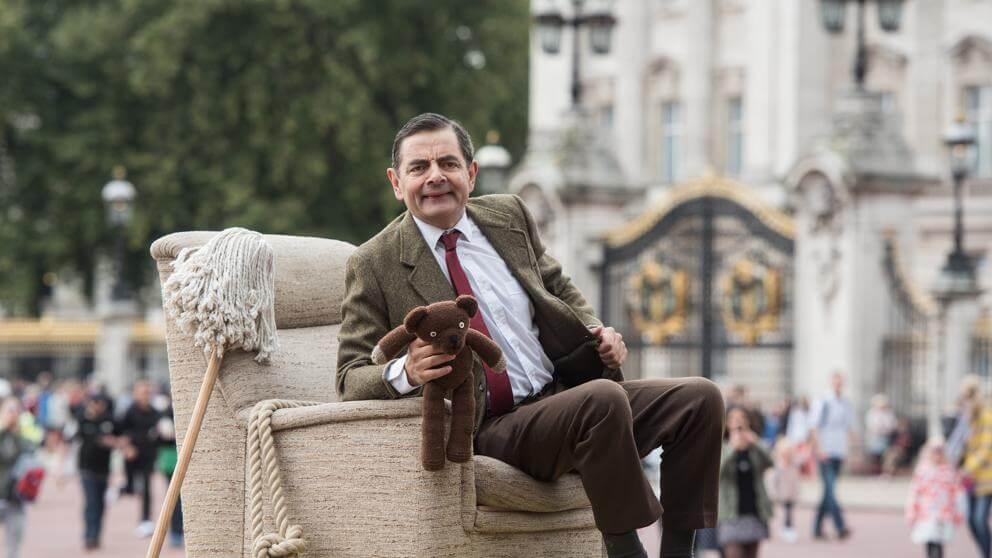 Series de la televisión británica - Mr. Bean