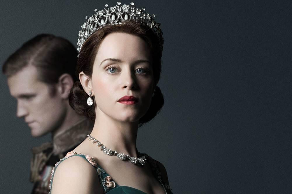 Series de la televisión británica - The Crown