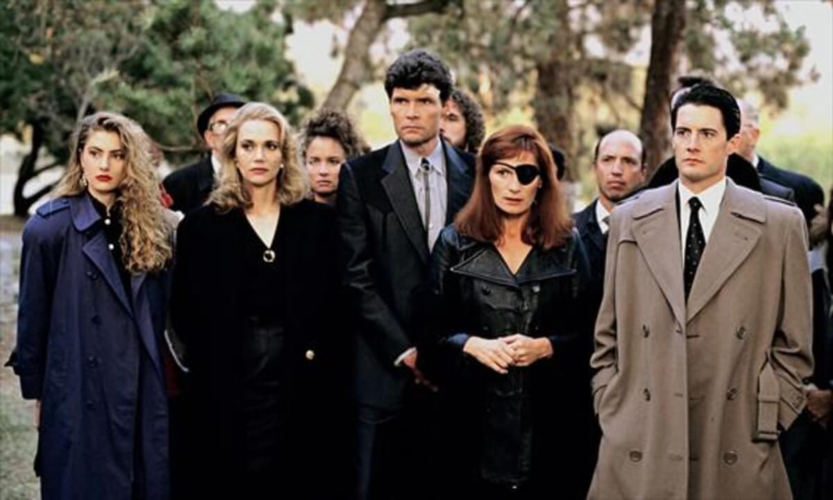 Twin Peaks fue una de las series de los noventa más populares.