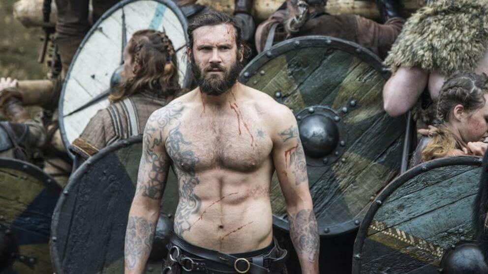 Vikingos - Series de la televisión británica