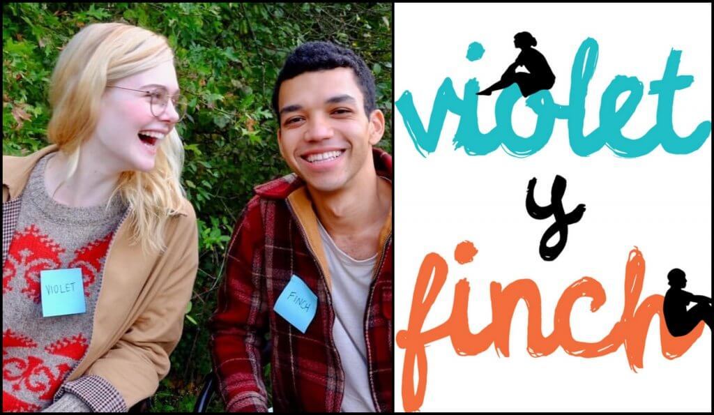 Violet y Finch, el libro, será película en Netflix