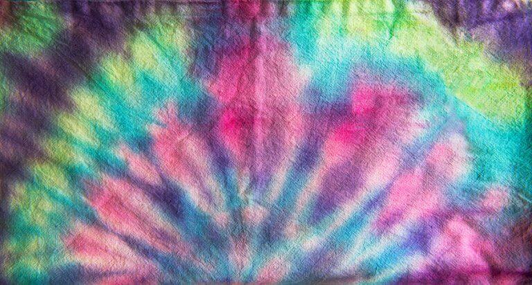 El regreso del tie dye